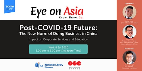 Post-COVID-19 Future: The New Norm of Doing Business in China bilhetes