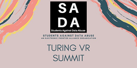 Turing VR Summit tickets