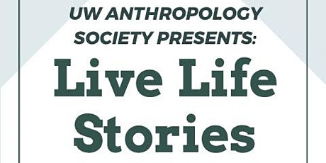 Live Life Stories tickets