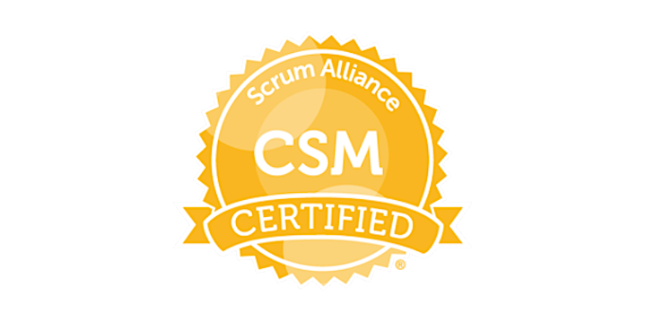 Certified Scrum Master Training (CSM)-Virtual Training, 4 & 5 March image