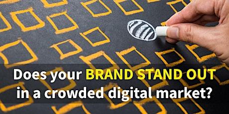 CLIMB - SMU Academy : Digital Branding Workshop tickets