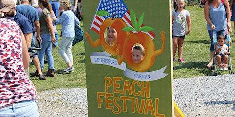 Peach Festival Jack Roberts Scholarship 5K run / walk tickets