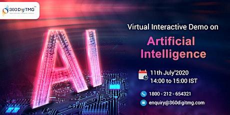 AI | Virtual Interactive Demo tickets