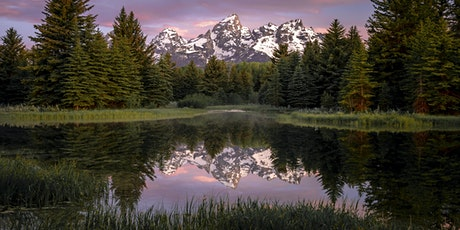 2021 ICONS of the Tetons ( June 3-7 ) Photography Workshop tickets
