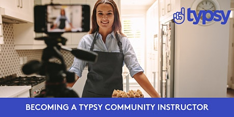Becoming a Typsy Community Instructor tickets