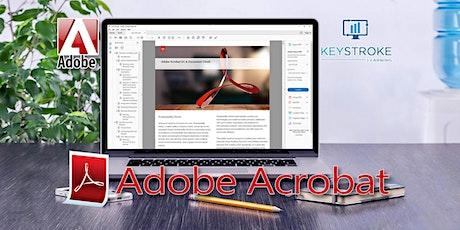 Adobe Acrobat Introduction tickets