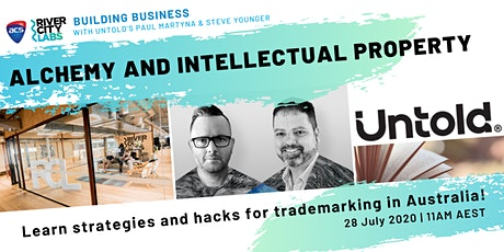 Building Business: Alchemy and Intellectual Property tickets