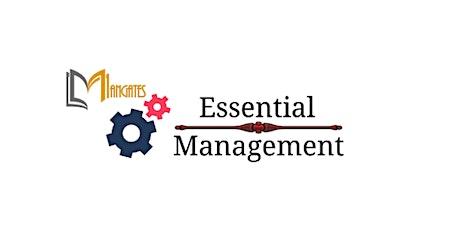 Essential Management Skills 1 Day Virtual Live Training in Sydney tickets