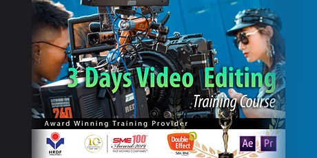 3 Days Video Editing Training Course tickets