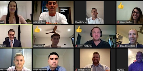 Striver Virtual Speed Networking New South Wales tickets