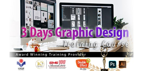 3 Days Graphic Design Training Course tickets