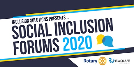 Social Inclusion Forum tickets
