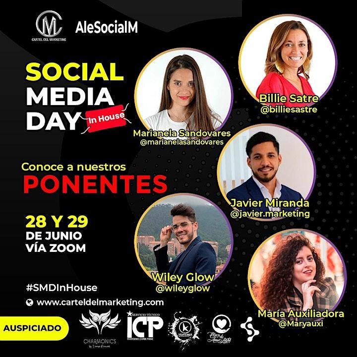 Imagen de Social Media Day 2020