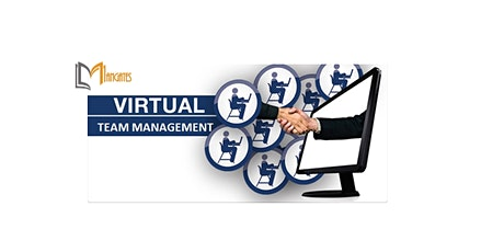 Managing a Virtual Team 1 Day Training in Boston, MA tickets
