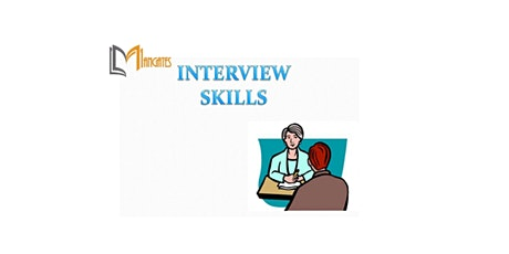 Interview Skills 1 Day Virtual Live Training in Perth tickets