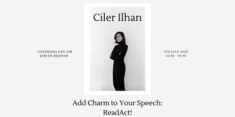 Add Charm to Your Speech : ReadAct! tickets