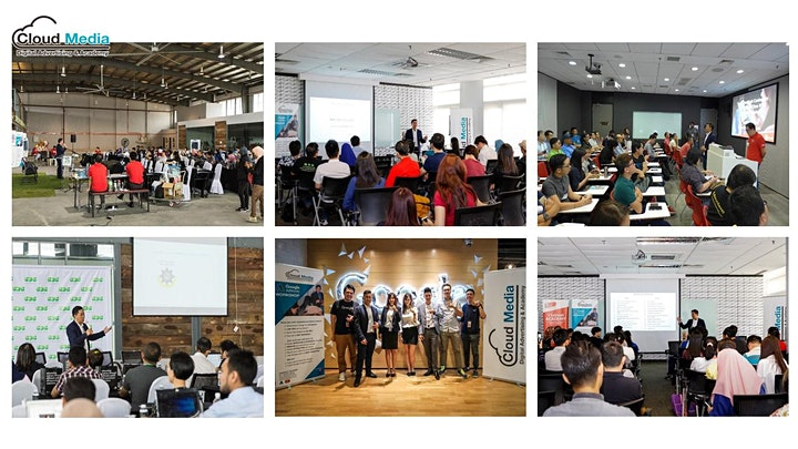 Facebook & Google Digital Marketing Bootcamp (May) image