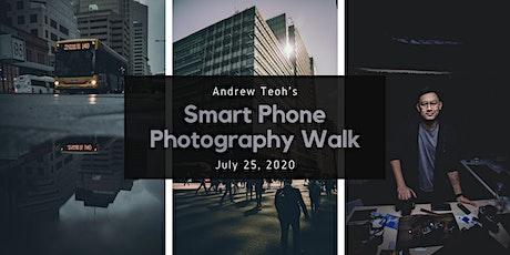 Smartphone Photography Walk & Class tickets