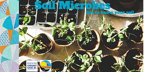 Soil Microbes with Earth While Australia tickets