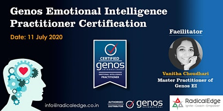 Become a Genos Certified Emotional Intelligence Practitioner tickets