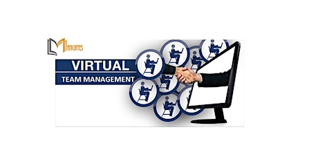 Managing a Virtual Team 1 Day Virtual Live Training in New York, NY tickets