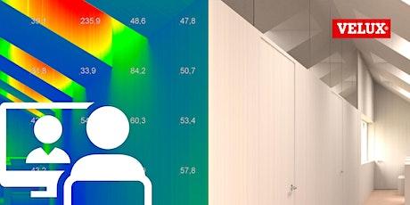LiVEonWEB|VELUX Daylight Visualizer: software per analisi illuminotecniche biglietti