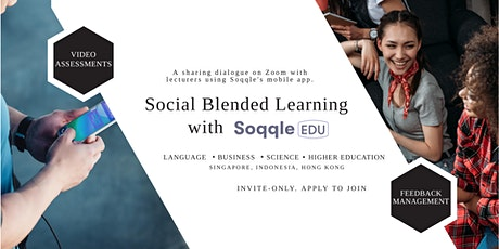 Soqqle EDU Sharing -  Social Learning x Mobile  Learning  [Education] tickets