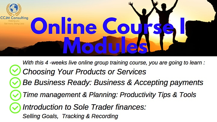 Setting up your business online _LEVEL 1 image