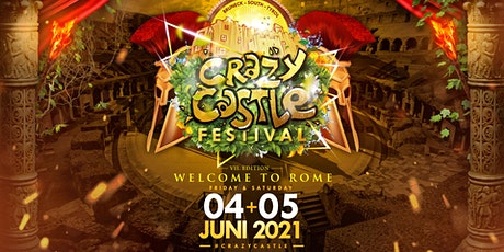 Crazy Castle Festival 2021 Tickets