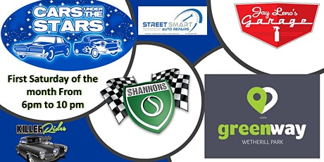 Cars under the Stars T20/46 Street elite August tickets