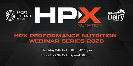 HPX Performance Nutrition tickets