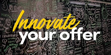 Innovate Your Offer - 27th & 29th July 2020 tickets