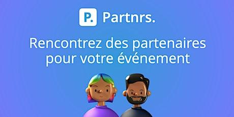 Comment trouver des Partenaires & Sponsors pour son événement avec Partnrs billets