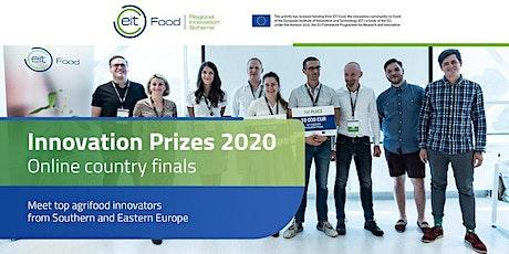 Czech final - EIT Food Innovation Prizes competition biglietti