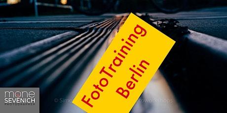 """Fototraining """"Herbstliebe"""" Berlin Tickets"""
