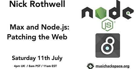 Max and Node.js: Patching the Web tickets