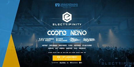 Electrifinity Festival 2022 Tickets