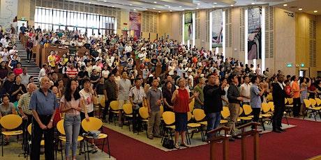 SJSM Onsite Sunday 8.15am service with Holy Communion tickets