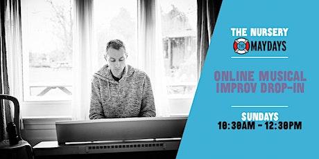 Online Musical Improv Drop-In tickets