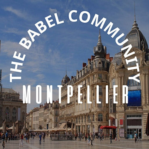 The Babel Community Montpellier logo