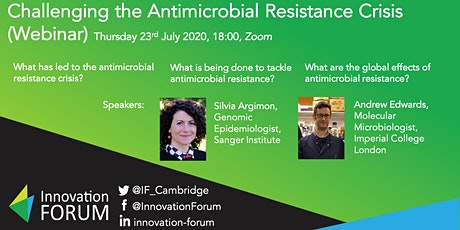 Challenging the Antimicrobial Resistance Crisis (Webinar) tickets