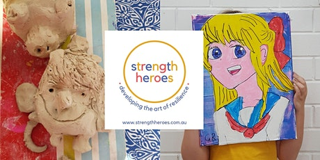 Fantastic Strengths and Mini Mistake Maker(Ages 6+) tickets