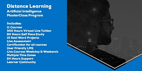 Distance Learning Artificial Intelligence MasterClass by Acumen Envision