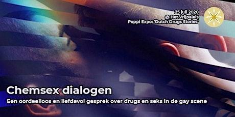 Chemsex dialogen - voor een ieder met interesse in het onderwerp tickets