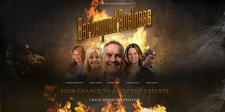 Barbecued Business:  Your chance to grill the experts! tickets