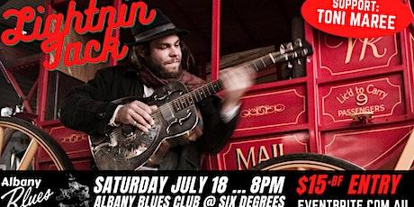 Albany Blues Club Presents Lightnin' Jack tickets