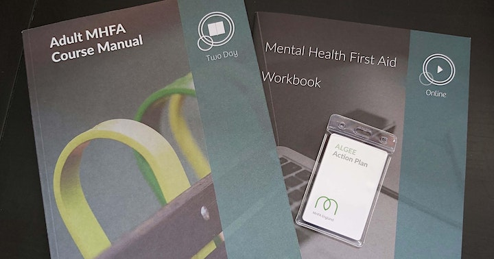 Mental Health First Aid Online  - MHFA image