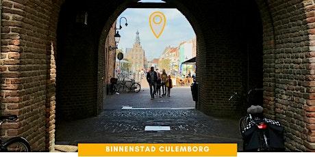 UITNODIGING 14 juli 2020| presentatie en co-creatie merk binnenstad tickets