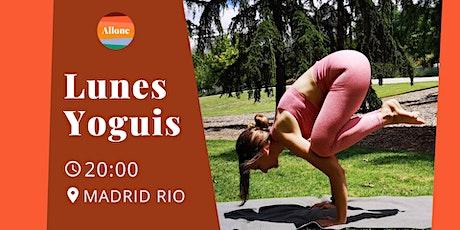 Lunes Yoguis GRATIS en Madrid Río entradas