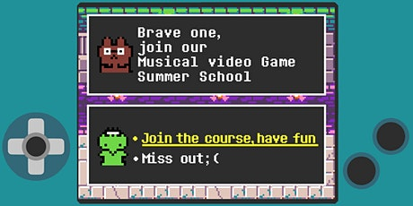 Musical Video Game Coding: Summer School for Kids tickets